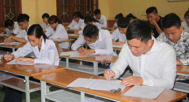 Mỗi bài thi tổ hợp khi chấm chỉ cho ra 1 đầu điểm duy nhất - Ảnh 1.