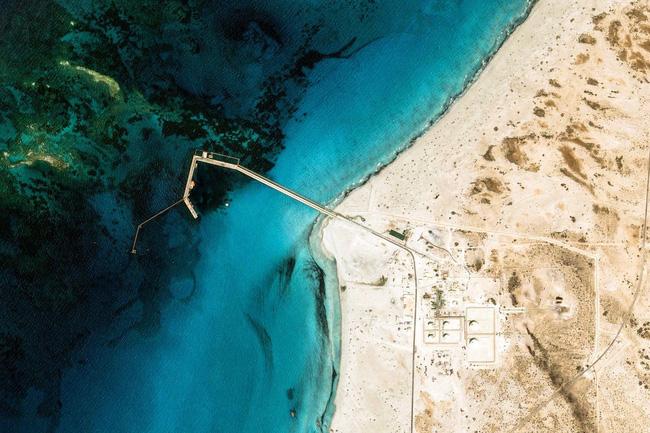 10 ảnh vệ tinh đẹp nao lòng từ Google Earth - Ảnh 2.