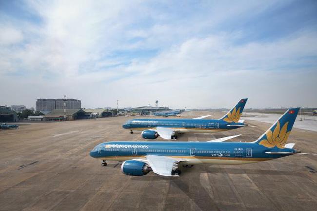 Từ 1/7, Vietnam Airline mở lại một số đường bay quốc tế - Ảnh 1.