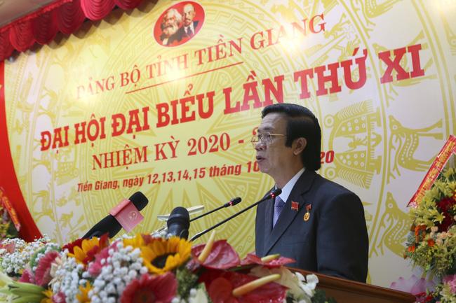Tiền Giang: Khai mạc Đại hội Đại biểu Đảng bộ lần thứ XI - Ảnh 2.