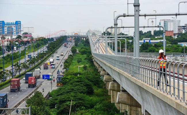 Những công trình trọng điểm thay đổi diện mạo TP Hồ Chí Minh sau 46 năm ngày giải phóng - Ảnh 8.