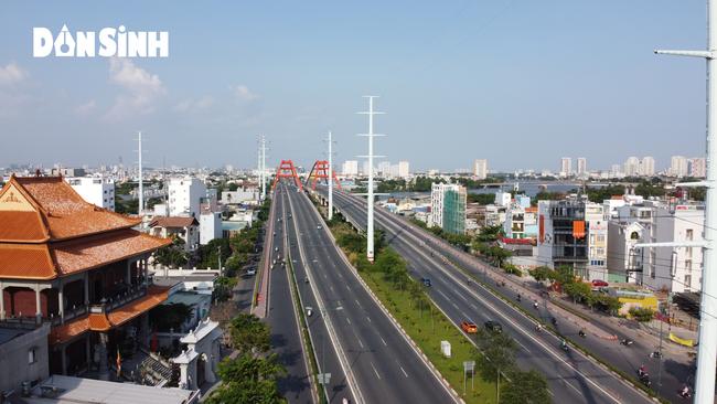 Những công trình trọng điểm thay đổi diện mạo TP Hồ Chí Minh sau 46 năm ngày giải phóng - Ảnh 4.