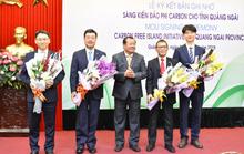 Ký kết hợp tác với UBND tỉnh Quảng Ngãi về Sáng kiến đảo phi carbon