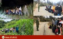 Phát hiện 121 công dân nhập cảnh trái phép vào Cao Bằng và Hà Giang