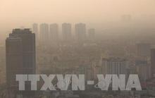 Hà Nội đang ở thời kỳ ghi nhận ô nhiễm không khí cao nhất trong năm