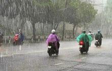 Thời tiết hôm nay 24/4: Bắc Bộ tiếp tục mưa dông diện rộng