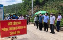 Thanh Hóa dừng phong tỏa cách ly tại xã Nghi Sơn