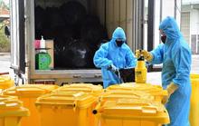 Tăng cường xử lý chất thải phát sinh do dịch bệnh Covid-19