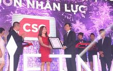 Vinh dự, tự hào khi nhận giải thưởng Vietnam HR Awards 2016