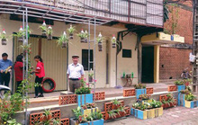 Hà Nội biến 102 điểm chân rác thành vườn hoa
