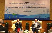 EU hỗ trợ 108 triệu Euro cung cấp điện cho nông thôn Việt Nam