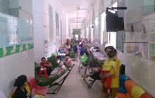 TP.HCM: Dịch tay chân miệng chưa giảm, bệnh viện quá tải