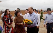 Thủ tướng Nguyễn Xuân Phúc dự Lễ khởi công dự án chăn nuôi bò và chế biến sữa