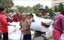 Cấp gạo dự trữ quốc gia cho tỉnh Quảng Bình