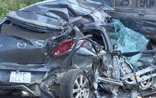 Gia Lai: Tai nạn giao thông nghiêm trọng giữa xe container và ôtô con