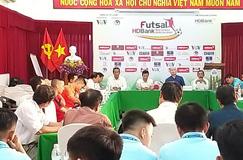 Tranh tài Giải futsal HDBank vô địch quốc gia 2020