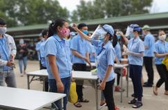 Đồng Nai cho phép bố trí người lao động ở vùng dịch tạm trú tại công ty