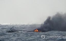 Bộ trưởng Đào Ngọc Dung yêu phối hợp xử lý vụ 6 thuyền viên Việt Nam mất tích trong vụ cháy tàu cá Hàn Quốc