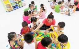 Chính phủ ban hành chính sách phát triển giáo dục mầm non