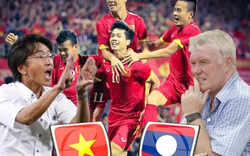 Seagame 28: Trực tiếp U23 Việt Nam - U23 Lào