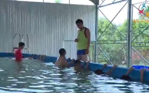 Khó khăn vận hành bể bơi thông minh